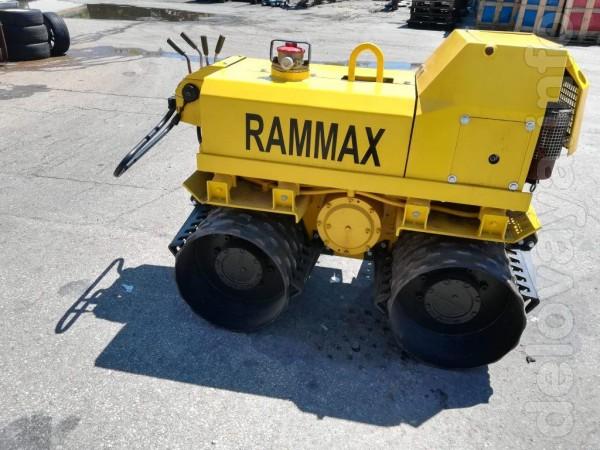 Добрый день. Предлагаю небольшой дорожный каток марки Rammax RW 1403