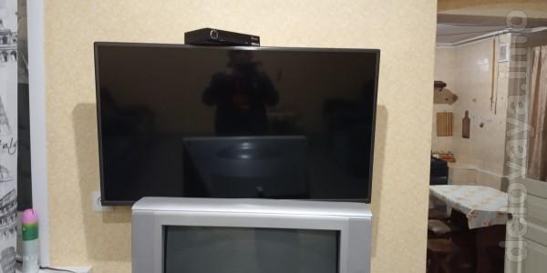 После грозы сгорел ролтер и телевизор был подключен к ролтеру индикат