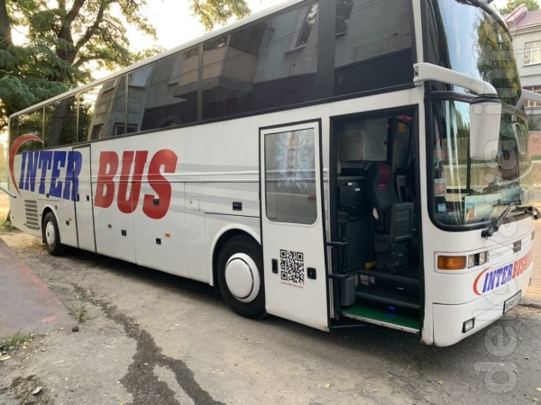 Регулярные пассажирские перевозки на комфортабельных автобусах по мар