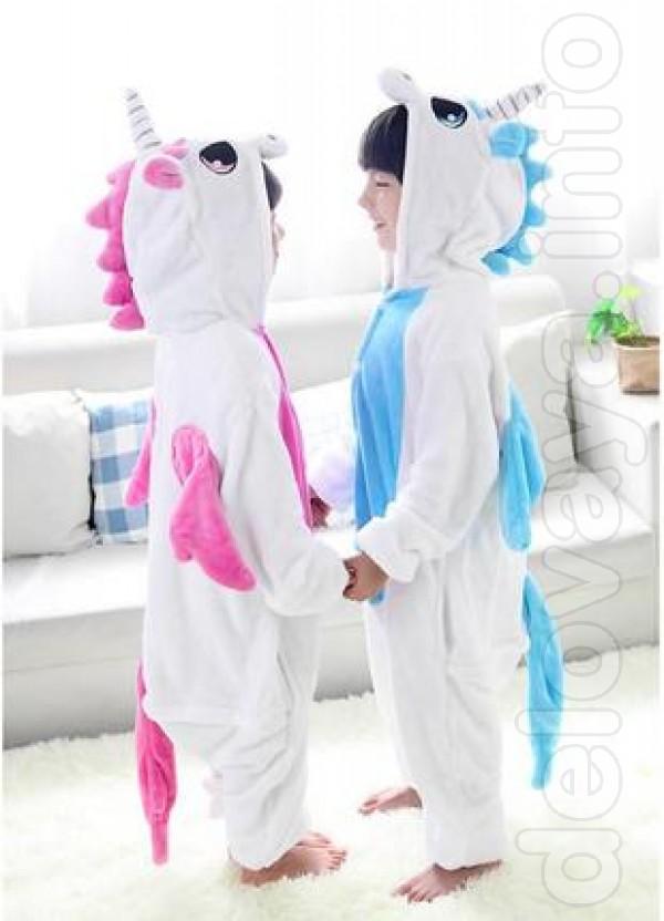 Теплая и уютная, плюшевая пижамка Кигуруми с кармашками Пижама Кигур