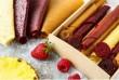Натуральные фруктовые сладости: пастила, чипсы