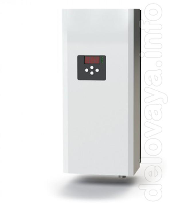 Электрические котлы серии Spyder mini - Бесшумная работа (используют