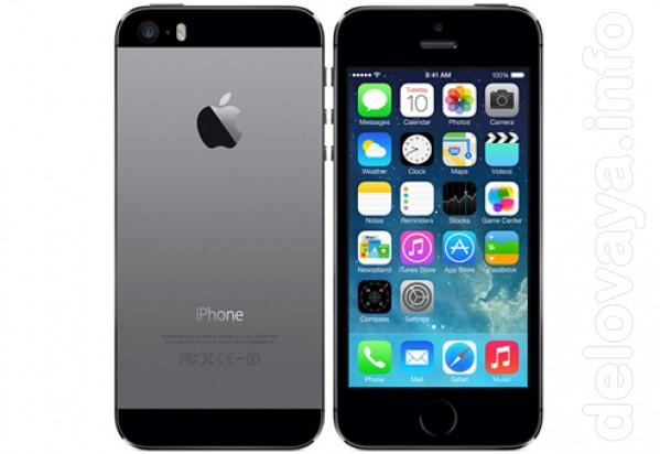 iPhone 5S 16GB Neverlock iCloud чистый ,полная работоспособность тач