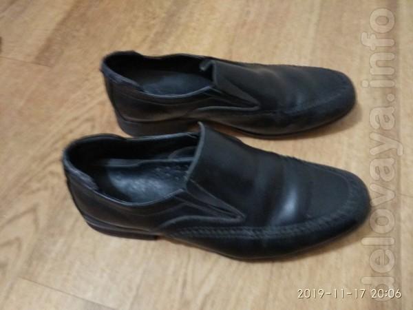 Продам туфли для мальчика. Туфли кожаные, состояние хорошее. Размер т