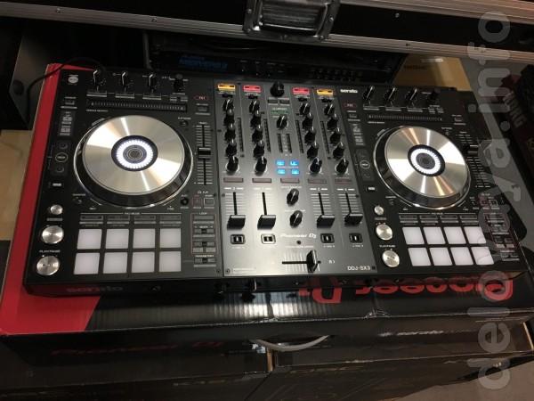 Pioneer DDJ SX3 4-channel DJ controller - 550 Euro , Pioneer DDJ-1000