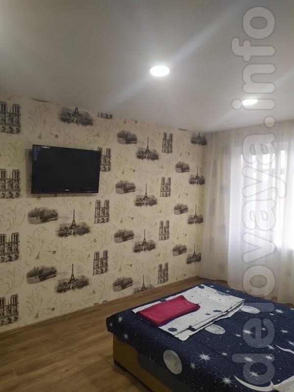 Посуточно 1 комнатная квартира спальные места 2 - постельные принадле