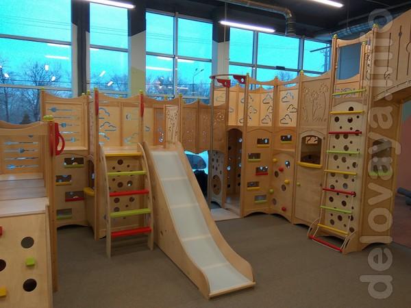 Детский игровой комплекс от производителя- прекрасный способ занять р