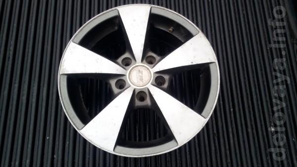 Один диск R15 5х114,3 - 600 грн.