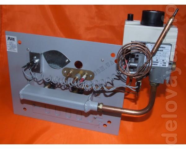 Газогорелочное устройство печное Arti 16 кВт УГ-16П (автоматика 630 E