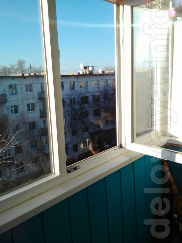 Продается 1 комн квартира в районе АТБ. 5-й этаж. Автономное отоплени