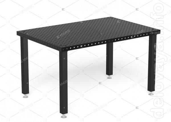 С новым регулируемым монтажным столом Siegmund System16 Вы сможете ле