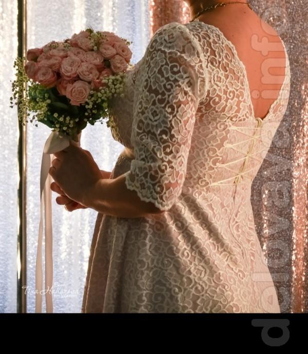 Продам вечернее платье, изысканное, сдержанное, нежное, классика. Мож