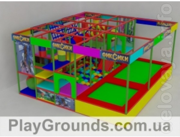 ЧП  Подолько предлагает купить детские игровые лабиринты для помещени