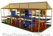 Яркие и современные детские игровые лабиринты для улицы лучшие решени