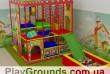 Детская игровая комната — строительство.