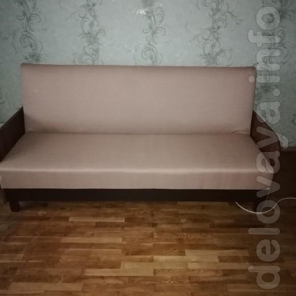 Продам диван-книжку мало б/у, почти новый. Остался после продажи квар