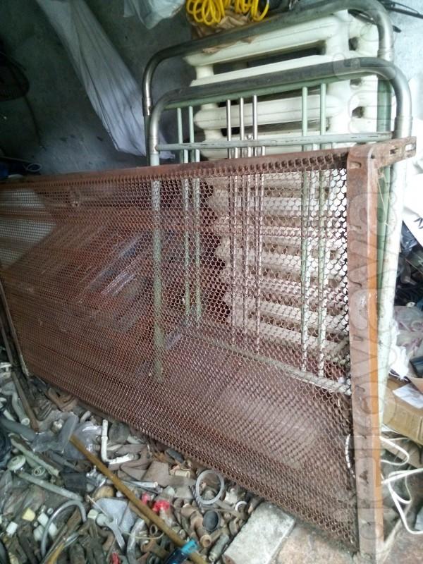 Кровать стальная с сеткой б\у в хорошем состоянии Разобрана