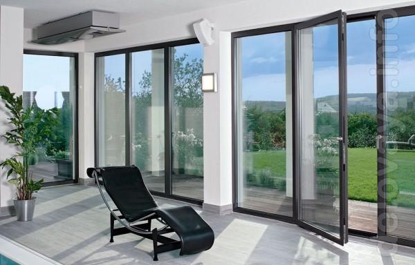 Превосходной альтернативой деревянным и металлопластиковым дверям и о