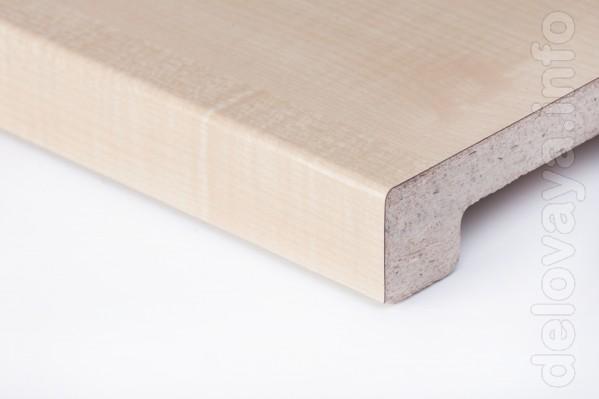 Подоконники WERZALIT изготавливают из немецкой древесины которую прес