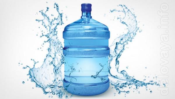 Доставка очищенной питьевой негазированной воды 'Аква Сана плюс' на д