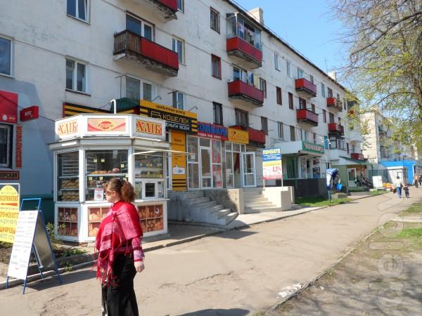 Сдам в аренду торговый киоск напротив рынка 'Джамили' в Лисичанске