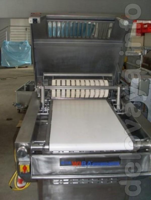 Шкуросъемная машина Б/У MAJA VBA-600A закрытого типа с прижимными рол