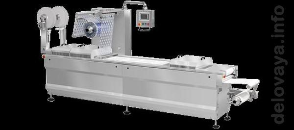 Термоформовочная автоматическая линия LPP420-360x24T Автомат по произ