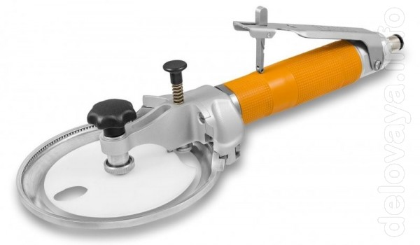 Преимущества триммера EFA Trimmer 130 D: легкий, эргономичный, просто