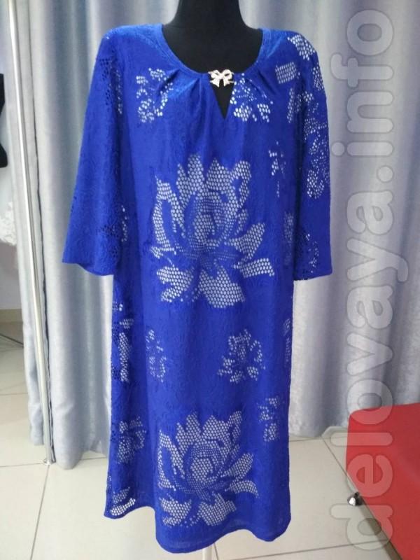Продам новое платье р.60.