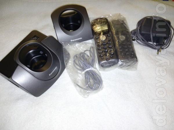 Продам новый телефон Panasonic KX-TG1108UA Titan - с АОНом, беспровод
