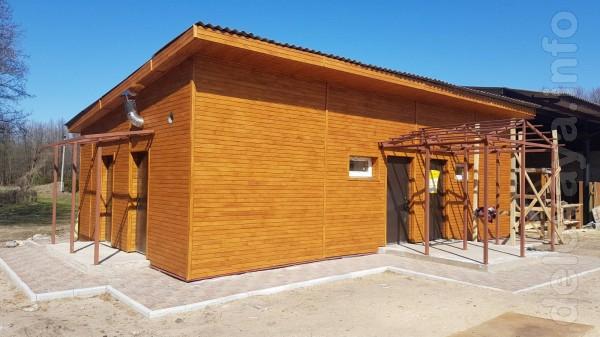 Вагонку дерев'яну соснову, а також пиломатеріали соснові будь-якого в