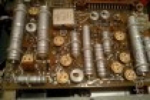 Радиодетали транзисторы, микросхемы, конденсаторы, реле, разъемы, пер