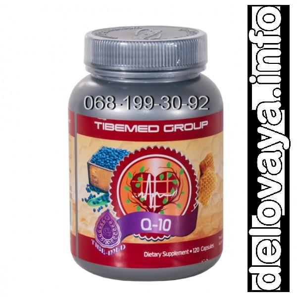 Коэнзим Q10 - диетическая пищевая добавка, которая рекомендуется для