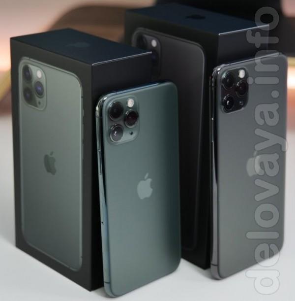 У нас есть магазины в Великобритании и Южной Африке, Apple iPhone 11
