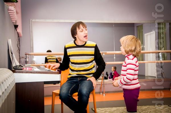 Преподаватель актерского мастерства и эстрадного вокала, репетитор (в