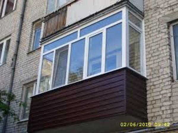 У нас вы можете приобрести по теплому кредиту: окна, лоджии,  балконы