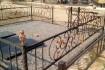 Изготавливаем кованные ограды от простых до сложных, низкие цены свое фото № 2