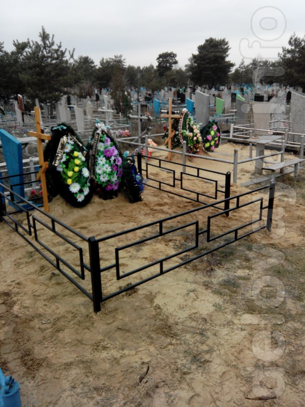 Изготавливаем кованные ограды от простых до сложных, низкие цены свое