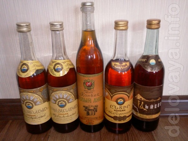 Куплю постоянно спиртные напитки производства СССР в в целых бутылках