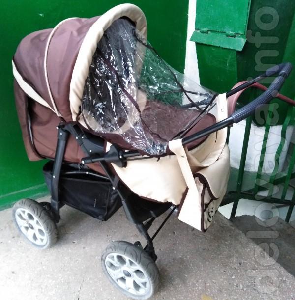 Продам коляску в хорошем состоянии  Б/У 1 300 грн. Возможен торг! Про