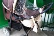 Детская коляска - трансформер Karina Victoria Gold