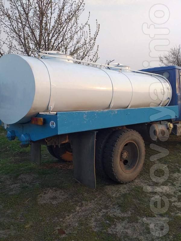 Осуществляем  доставку  технической  воды  по  региону  Северодонецк-