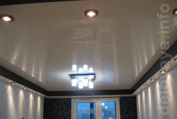 ЧП.Натяжные потолки с гарантией хорошего качества. (глянцевые,матовые