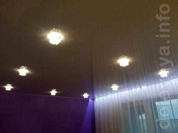 ЧП. Натяжные потолки от профессионалов на любой вкус и цветовой гаммы