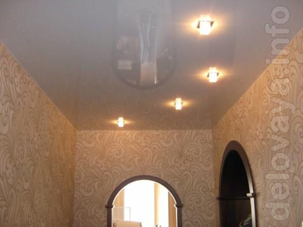 ЧП.Натяжные потолки с гарантией хорошего качества под ключ. Натяжные
