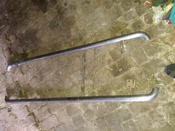 Продам трубы на джып или легковую стояли на 99 длинна178см 1000грн на