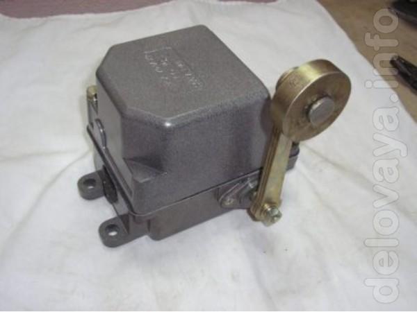 Концевой выключатель КУ701, КУ703, КУ704, НВ701, ВУ701 от производите
