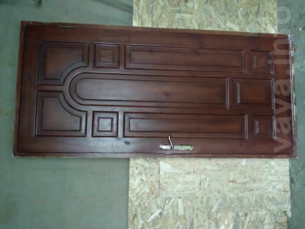 Дверь б/у.,Размер 900*2000