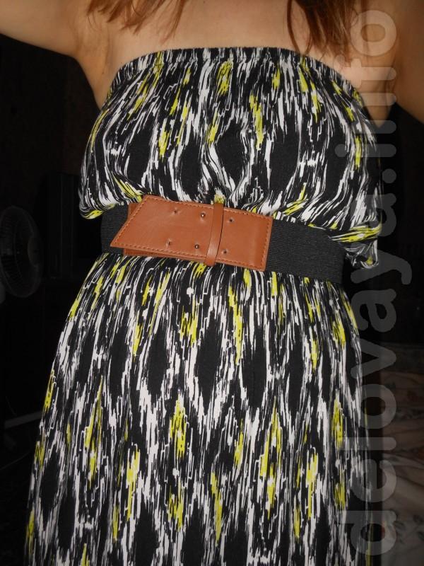 Шикарный   Сарафан, платье в пол   из   100% вискозы. В идеальном сос