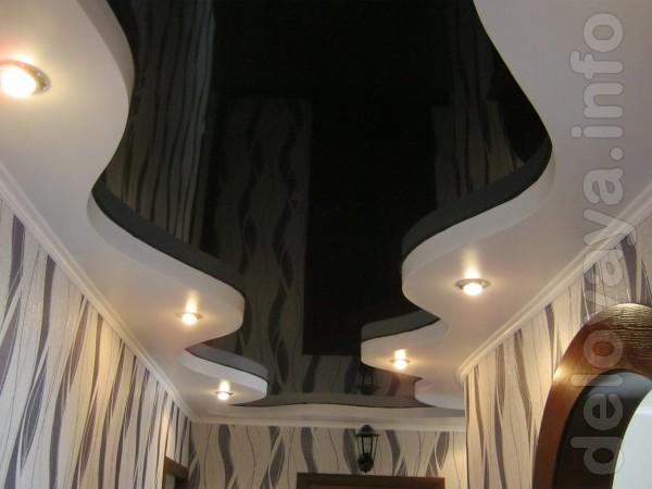 Ремонт квартир домов натяжные потолки гипсакартон,арки ,шпатлевка ,об